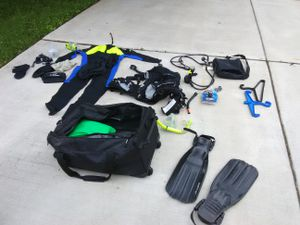 Diving complete equipment, scubapro for Sale in Fort Washington, MD