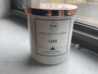 Brand New DW Home Lava candle for Sale in Boston,  MA