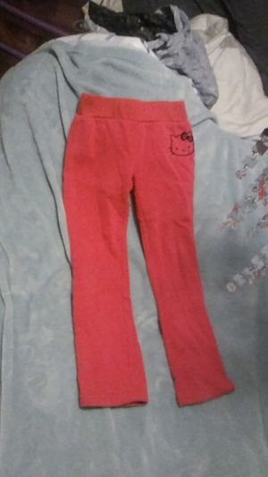 Hello Kitty sweat pants for Sale in Puyallup, WA