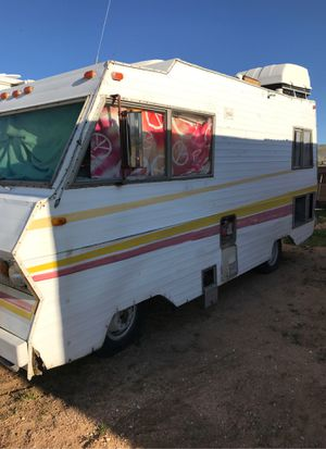 Cool vintage RV not running for Sale in Apple Valley, CA