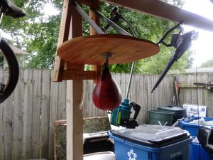 Speed bag Platform and swivel for Sale in Maryland Heights, MO