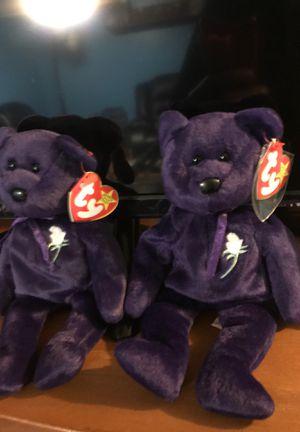 PRINCESS DIANNE. BEANIE BABIES for Sale in Aberdeen, MD