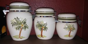 Decor Kitchen Storage Containers for Sale in San Diego, CA