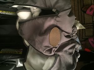 Cozy cover and baby carrier for Sale in College Park, MD
