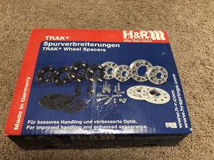H&R 20mm Wheel Spacers (Bolt On) for Sale in Seattle, WA