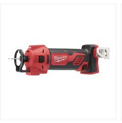 Milwaukee Cutout Tool With Battery for Sale in Westport,  MA
