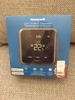 Honeywell Lyric T-5 Wi-Fi Thermostat for Sale in Ronkonkoma,  NY