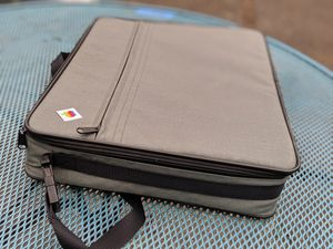 80s apple laptop messenger bag. 🍎 for Sale in Portland, OR