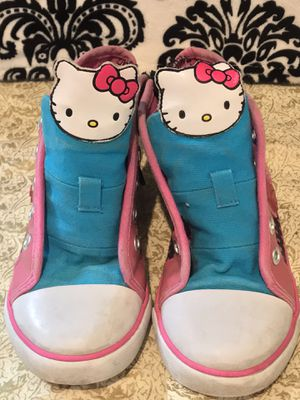 Hello Kitty hightops for Sale in Lakewood, CO