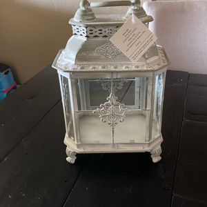 Gray Candle Or Twinkle Light Holder for Sale in Fresno, CA
