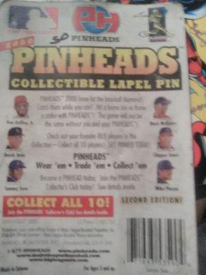 Sammym Sosa collector pin for Sale in Prattville, AL