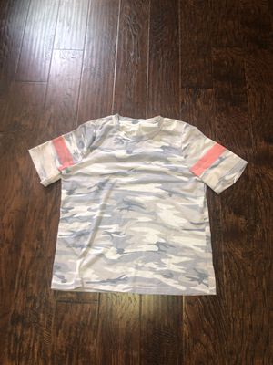 camo shirt for Sale in Keller, TX
