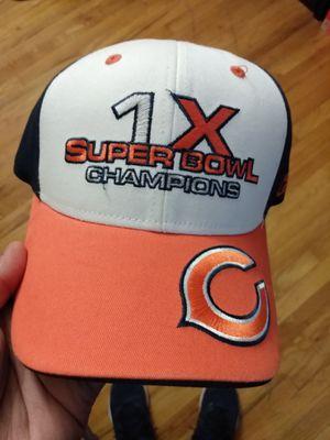 Chicago Bears Superbowl Hat for Sale in Trenton, MI