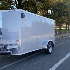 Enclosed Trailer 5x10 for Sale in Sacramento, CA