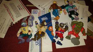 Teenage Mutant Ninja Turtles action figures vintage for Sale in Denver, CO