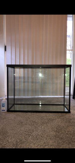 37 gallon fish tank for Sale in Everett, WA