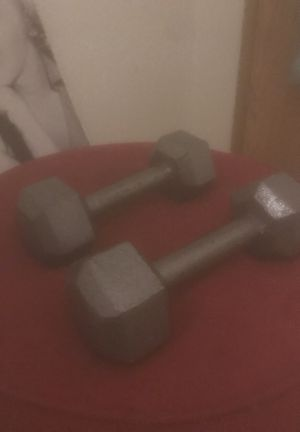 Set of 10lb dumbbells for Sale in Seattle, WA