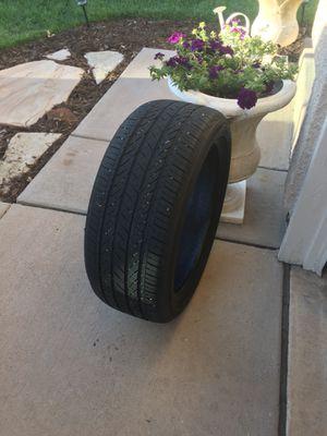 BRIDGISTON tire size 235-45-R18 for Sale in Colorado Springs, CO