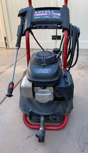 Excell Pressure Washer for Sale in Temecula, CA