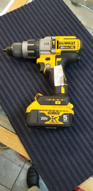Hammer drill With battery ONLY for Sale in Houston, TX