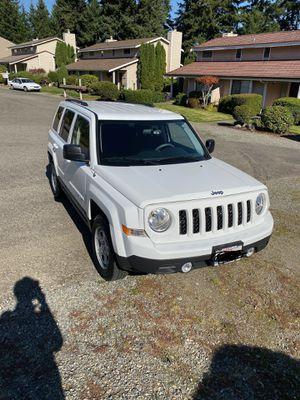 2014 Jeep Patriot for Sale in Tacoma, WA