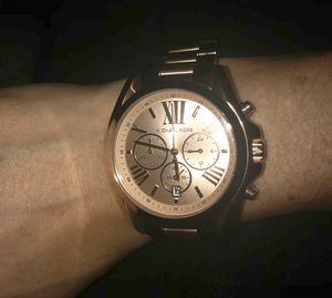 Michael Kors Rose Gold women's watch for Sale in Washington, DC