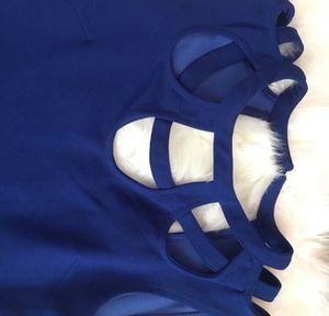 Blue dress for Sale in Riverside, CA
