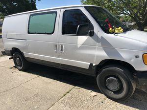 1999 ford econoline cargo van for Sale in Salt Lake City, UT