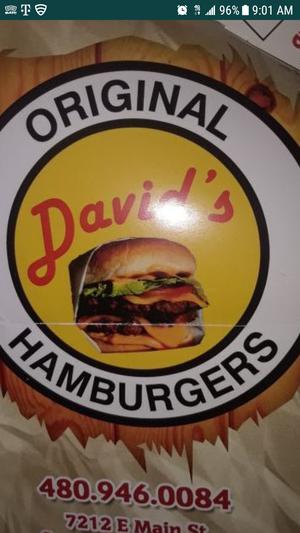 David's hamburger delivery driver for Sale in Scottsdale, AZ