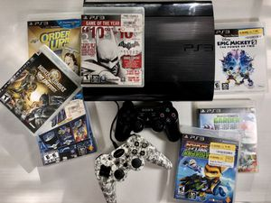 PlayStation 3 / 250GB for Sale in Lakewood, WA