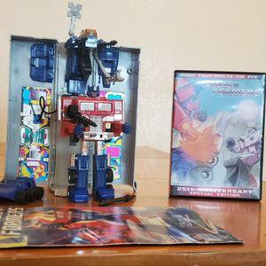 Transformers Anniversary Optimus Prime G1 Reissue for Sale in Anaheim, CA