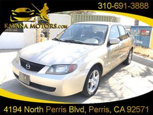 2003 Mazda Protege for Sale in Perris, CA