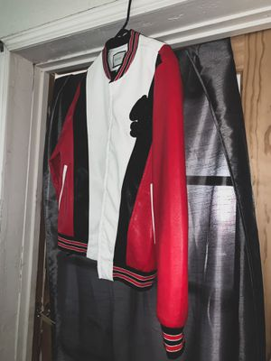 Gucci Leather Jacket for Sale in Fresno, CA