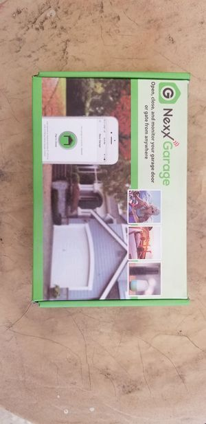 Next smart garage door opener. NIB $35 for Sale in Vancouver, WA