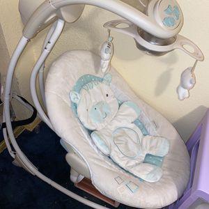 Ingenuity Baby Swing for Sale in Sanford, FL