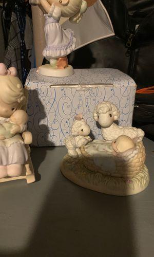 Precious moments all 3 for Sale in Modesto, CA