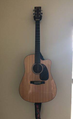 Martin DCPA4 Performing Artist Dreadnought Acoustic-Electric Guitar 2010s Naturalized for Sale in Seattle, WA