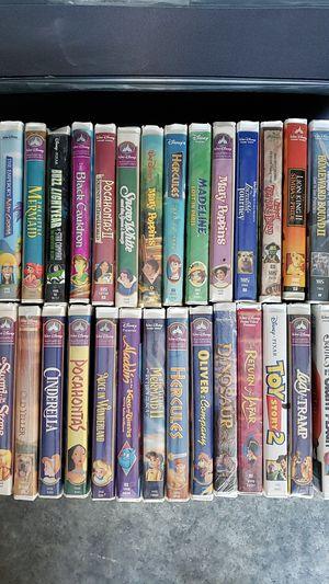 Disney VHS Tapes for Sale in Las Vegas, NV