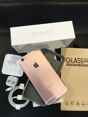 IPHONE 6S UNLOCKED FOR ANY CARRIER COMPANY & WORLDWIDE 32GB for Sale in Rosemead, CA