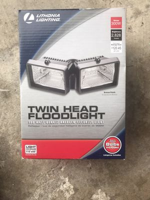 FLOOD LIGHT for Sale in Dallas, TX