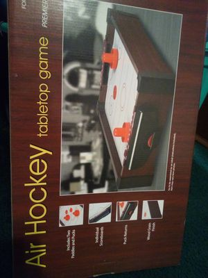 Table Air Hockey for Sale in Jacksonville, FL