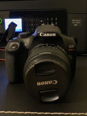 Canon t6 only body for Sale in Nahant, MA