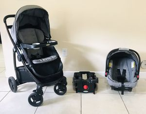 Graco Modes Travel Car Seat Stroller System for Sale in Miami, FL