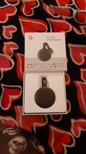 Brand new google chromecast for Sale in Fontana, CA