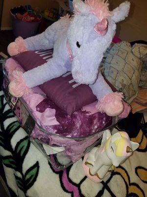 Unicorn bedding for Sale in Clovis, CA