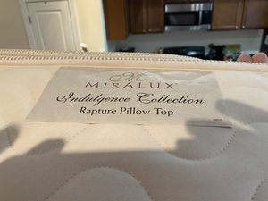 FREE Miralux Indulgence Collection KING BED for Sale in Washington, DC