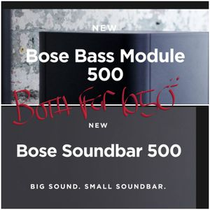 BOSE BASS MODULE AND SOUNDBAR BRAND NEW for Sale in Phoenix, AZ