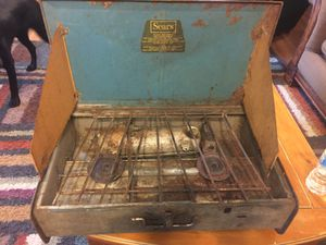 Vintage sears camp stove for Sale in Slidell, LA