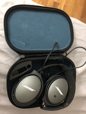 Bose QC25 headphones for Sale in Annandale, VA