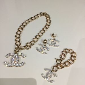 Trendy Designer Necklace With Matching Earring and Bracelet for Sale in Hyattsville, MD